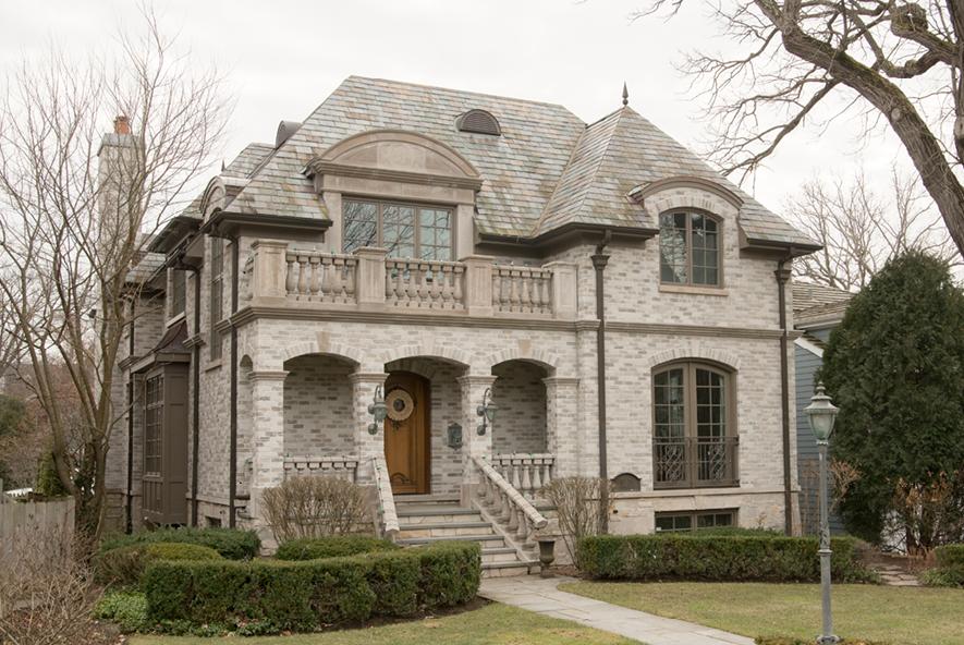Residential Brick Home Portfolio
