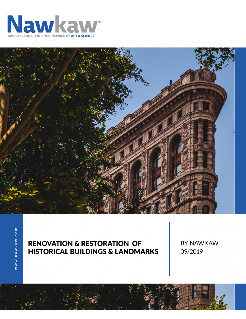 Renovation and Restoration of Historical Landmarks