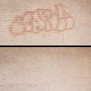 Graffiti Removal by Nawkaw